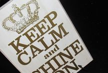 Keep calm... / There are my fave keep calm pics