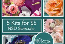 Manu Scraps Sales & Deals / Special Sales, Deals and Events