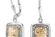 Eleganza Fashion Jewelry / Utilizing both silver and gold to create a beautiful blend of Spanish inspired pieces!