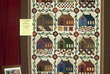House Quilt / House quilt blocks e other