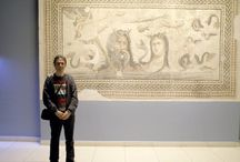 ZEUGMA MOSAIC MUSEUM / The biggest mosaic museum of the world.