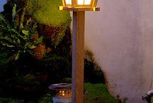 фонарь японский