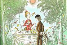 """San Valentino: in giardino con Raymond Peynet / gallery del post """"San Valentino: in giardino con Peynet""""  http://giardinoindiretta.blogspot.it/2014/02/san-valentino-in-giardino-con-raymond.html #giardinoindiretta"""