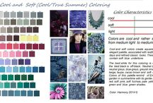 Color personality - Summer