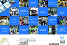 Company Profile. / Please find the attach our company profile from 2001 t0 2015 & I'm also pleased to introduced our company GULS STUDIO Pakistan's  Leading Event Management & Exhibition Service Provider.
