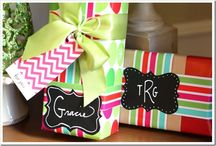 Party Ideas: Packaging