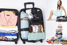 What to pack in your hand luggage / Tips and hacks for packing hand luggage.