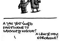 Komiksy / Komiksy, comic books.