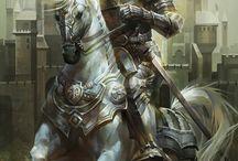 Paladins/Knights