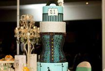Parisien Cakes Inspiration
