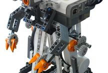 Minestorms / Lego mindstorms nxt and ev3