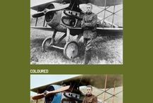 Colouring History / Colourised pictures