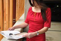 My Outfits - Blog Styles / Hier zeige ich meine Blog-Styles
