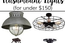 Vintage Lights for Home