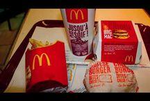 le fast food.