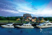 Asia's Best Water-front Luxury Estate / Water Front Luxury Estate