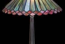 stainedglass lamps