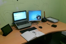 My workplace / How i work