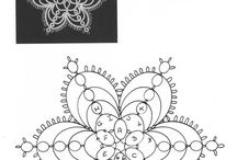 tatting christmas