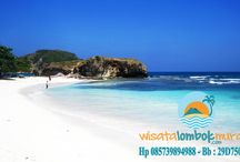 Wisata Pantai / Objek Wisata Pantai Terindah di Lombok