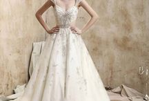 All things wedding.  / Vintage gowns are my fave.