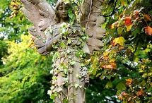 Statues and other garden Ornaments / Welcome to Dream Yard's Pinterest board on Statues and other garden Ornaments. We hope you found some inspiration for your yard. Thanks for visiting our boards.