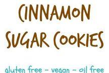 Cookies & Snacks Recipes