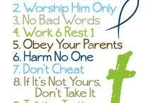 Bible verses and Prayer