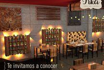TIKA / Nuestro nuevo Restaurante