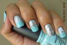 nails and