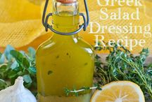 AIP recipes / Salad dressing