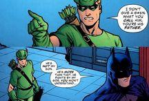 Bat & Arrow
