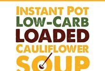 Instant Pot - Low arb