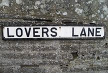 Lovers Lane <3 / by Suzanne White