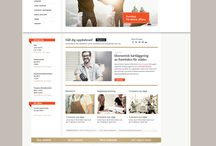 Digital Design / Webdesign and stuff