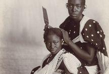 Ethnographic postcards
