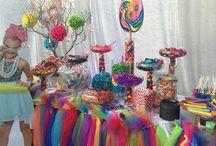 Aubrey 5th Birthday Party