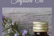 Oils and salves