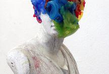 Sculpture, modelage et maquettes