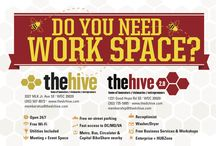 Flyer Inspiration for Coworking