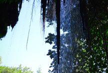Kursunlu, Turkey / Kursunlu national park and watterfalls offer beautufil nature between pine trees and various kind of plants and animals.   Národný park Kursunlu v Turecku neďaleko Antalye © www.Zaujimavosti.net