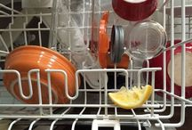 Cleaning Up / Ideas and solution to keeping things cleaned and organized / by Joanne Stecker Butzier