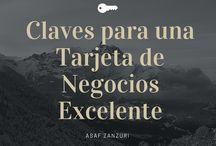 Claves Para una Tarjeta de Negocios Excelente / Asaf Zanzuri es un empresario con sede en México. En esta presentación, Asaf habla sobre claves para una tarjeta de negocios excelente.