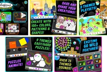 Creative Toys & Apps / Colorforms has partnered with MomSelect to host a Creative Toys and Apps Pinterest Board Contest on Pinterest details here  http://ow.ly/lTlJt. / by scherrie donaldson