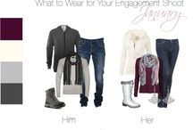 {shoots} e-session | what to wear