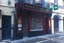 Farmacias de Navarra / Colección de fotos de oficinas de farmacia de Navarra. Poco a poco las pondremos todas...