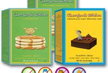 RECIPIES: Dairy & Gluten Free / Dairy Free Recipes and Snack Ideas
