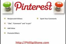 How to Pinterest