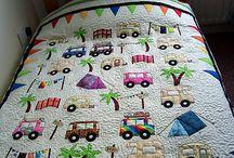 Kids quilts
