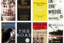 Mysteries, Thrillers, and Spooky Reads